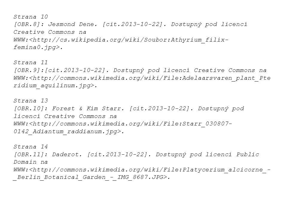 Strana 10 [OBR.8]: Jesmond Dene. [cit.2013-10-22]. Dostupný pod licencí Creative Commons na.